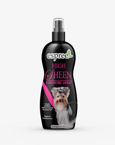 Espree High Sheen Finishing Spray for Dogs