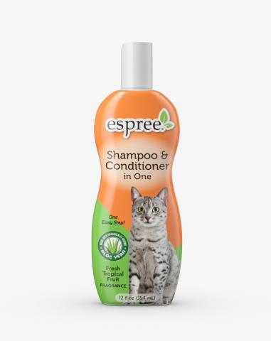 Espree Shampoo & Conditioner for Cats