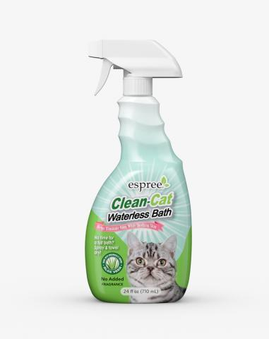 Espree Clean Cat Waterless Bath
