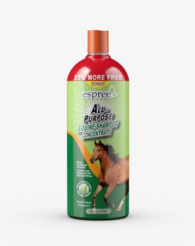 Espree All-Purpose Equine Shampoo